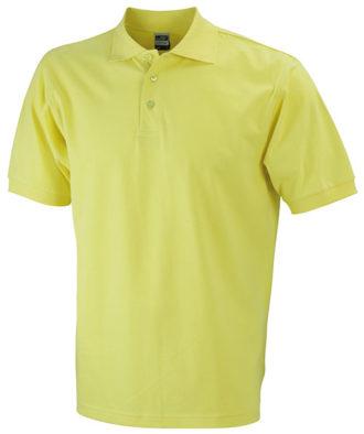 Werbeartikel Poloshirt Classic Junior - yellow