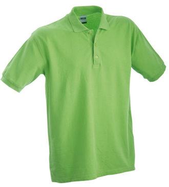 Werbeartikel Poloshirt Classic Junior - limegreen