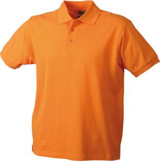 Werbeartikel Poloshirt Classic Junior - orange
