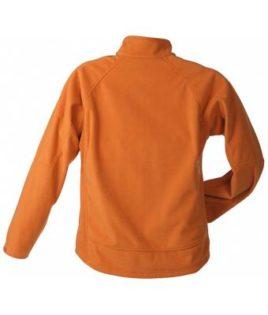 Men's Bonded Fleece - Rückenansicht