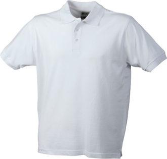 Workwear Polo Men - white