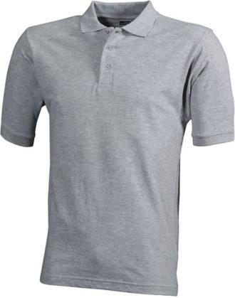 Workwear Polo Men - heathergreen