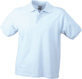 Workwear Polo Men - lightblue