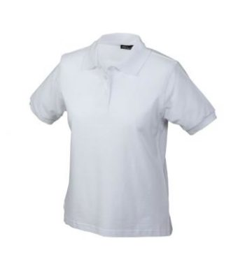 Workwear Polo Women - white