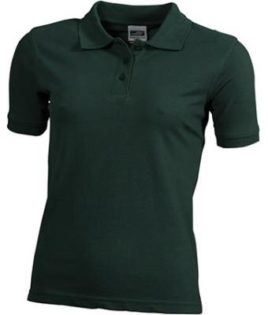 Workwear Polo Women - darkgreen