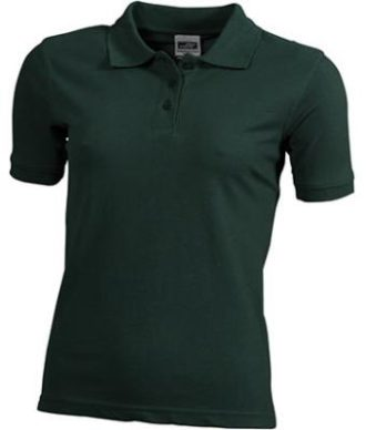Workwear Polo Women - darkgreen
