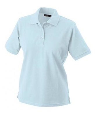 Workwear Polo Women - light blue