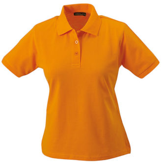 Workwear Polo Women - orange