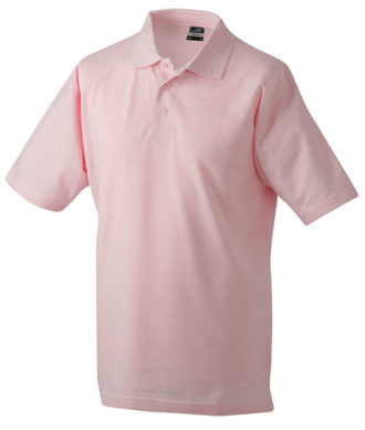 James & Nicholson Polo Pique Medium - rose
