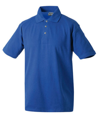 James & Nicholson Polo Pique Medium - royal