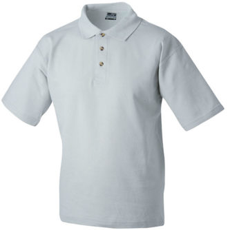 James & Nicholson Polo Pique Medium - ash