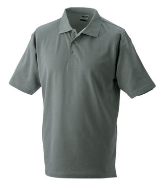 James & Nicholson Polo Pique Medium - darkgrey