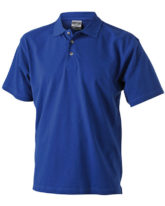 James & Nicholson Polo Pique Medium - darkroyal