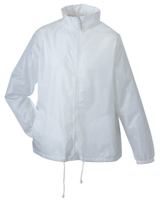 New York Jacke Promotion - white