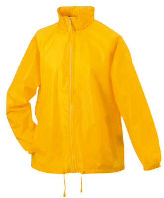 New York Jacke Promotion - yellow