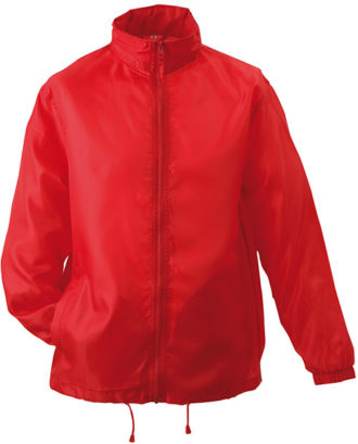 New York Jacke Promotion - red