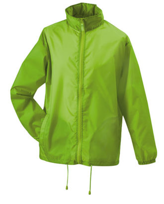 New York Jacke Promotion - lime green