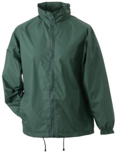 New York Jacke Promotion - dark green