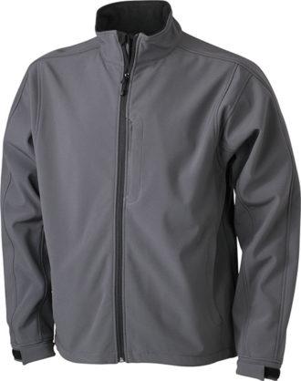 Softshell Jacke Mens Corporate - carbon