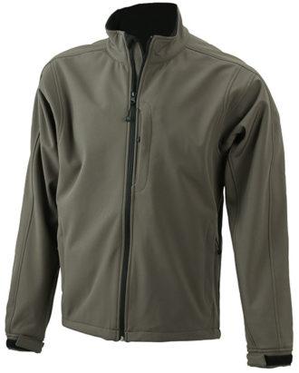 Softshell Jacke Mens Corporate - olive