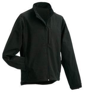 Softshell Jacke Mens Corporate - black