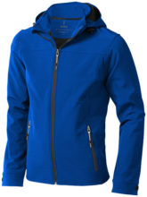 Elevate Langley Softshell Jacke - blau