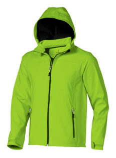 Elevate Langley Softshell Jacke - apfelgrün