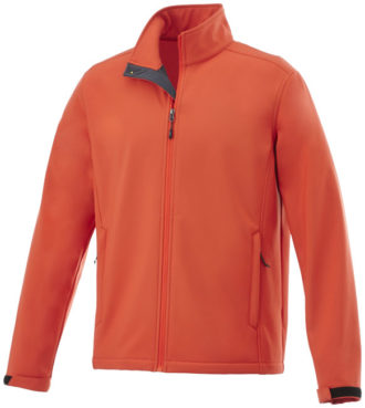 Softshelljacke Elevate Maxson - orange