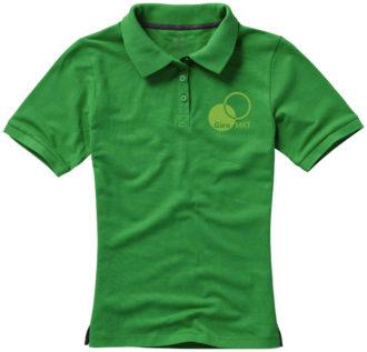Calgary Poloshirt ELEVATE - fern green