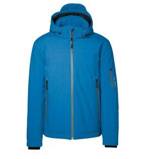 Identity Winter Softshell Jacke - blau