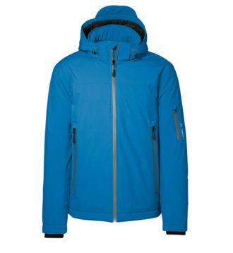 Identity Winter Softshell Jacke - blau