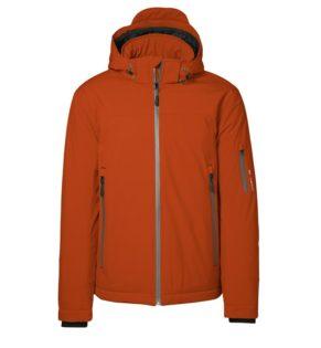 Identity Winter Softshell Jacke - orange