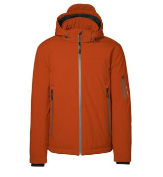 Identity Winter Softshell Jacke - orange