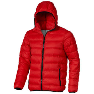 Elevate Norquay Thermo Jacke - rot