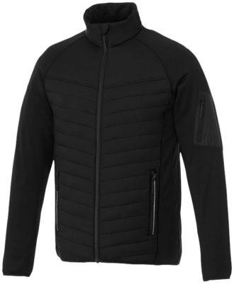 Banff Hybrid Thermo Jacke Elevate - schwarz
