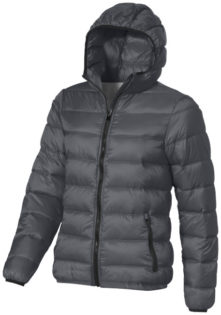 Norquay Damen Thermo Jacke Elevate - grau