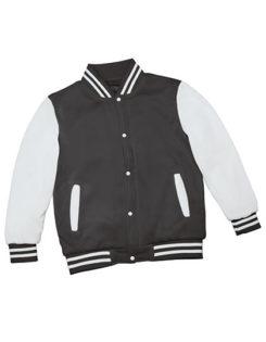 Campus Jacket Nath - black white