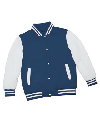 Campus Jacket Nath - navy white