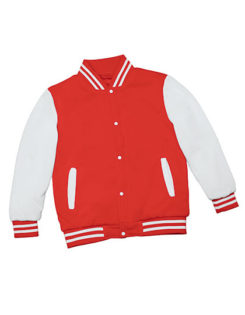 Campus Jacket Nath - red white