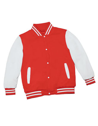 Campus Jacket Nath - red white