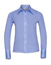 Ladies Long Sleeve Ultimate Non Iron Shirt Russell