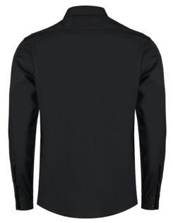 Mens Bar Shirt Long Sleeve Bargear - Rücken