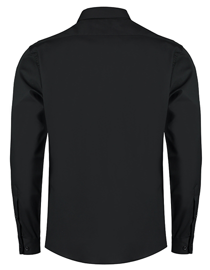Mens Bar Shirt Long Sleeve Bargear - Rücken