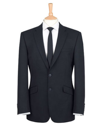 One Collection Jupiter Jacket Brook Taverner - black