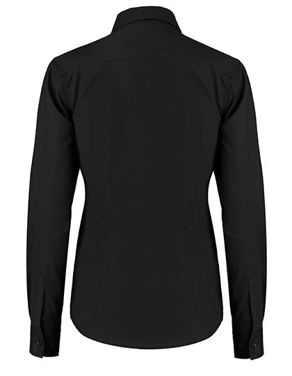 Womens Bar Shirt Long Sleeve Bargear - Rücken