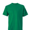Basic T Shirt James & Nicholson - irish green
