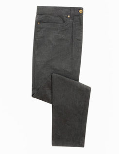 Mens Performance Chino Jean Premier - charcoal