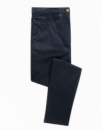 Mens Performance Chino Jean Premier - navy