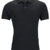 Mens Pima Polo James & Nicholson - black