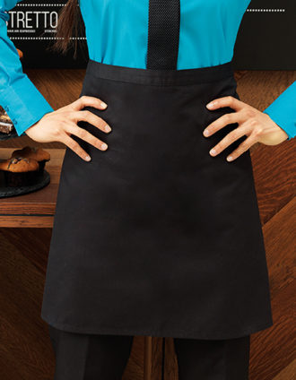 Mid Length Apron Fairtrade Baumwolle Premier